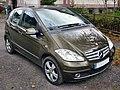 Mercedes-Benz W169 Facelift A170 Avantgarde Steppenbraun.JPG