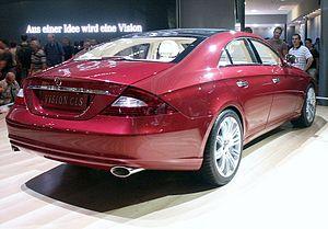 Mercedes-Benz CLS-Class - Vision CLS