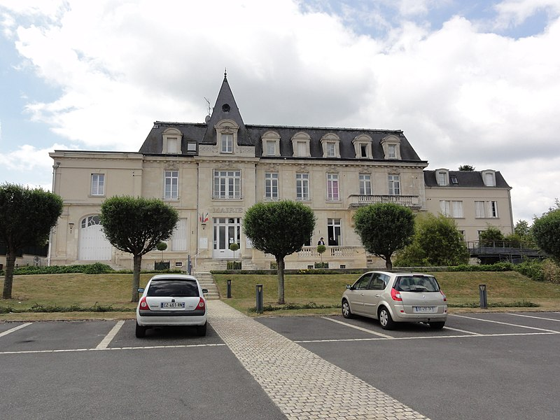 Mercin-et-Vaux (Aisne) mairie