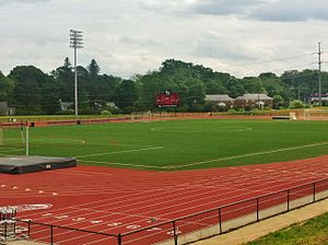 Meredith College - The main field of Meredith College for outdoor sports