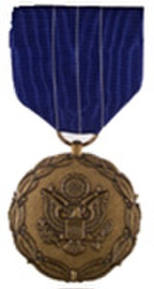 Department of the Army Civilian Awards - Image: Meritorious Civilian Service Award