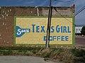 Merkel, TX, Serve Texas Girl Coffee, 2011 - panoramio.jpg