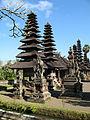 Meru Shrines, Pura Taman Ayun 1508.jpg