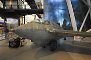 Messerschmitt Me 163 Komet at the Udvar-Hazy center.jpg