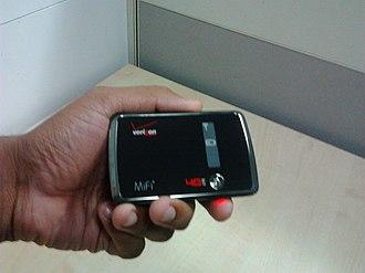 MiFi - MiFi 4510L from Novatel Wireless for Verizon Wireless