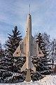 MiG-21 monument in Tambov - 2.jpg