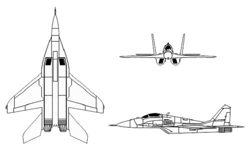 تأثير الميج MiG-29 أسلحة الجو