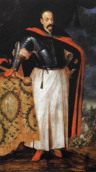 History of the Polish–Lithuanian Commonwealth (1648–1764) - Hetman Michał Kazimierz Pac of Lithuania