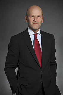 Michael Fortier Canadian politician