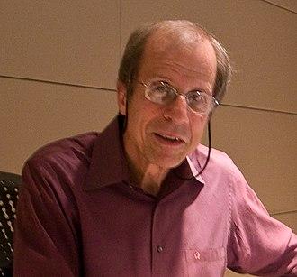 Michael Krasny (talk show host) - Krasny in 2008