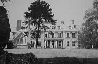Michaelstowe Hall Grade II listed English country house in Ramsey and Parkeston, Essex, UK