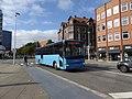 Midttrafik bus line 84 at Europaplads.jpg