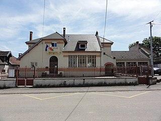 Mignéville Commune in Grand Est, France
