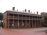 former Destitute Asylum building