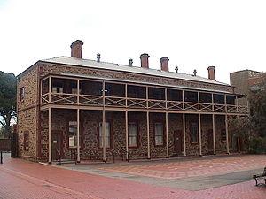 Migration Museum, Adelaide - Image: Migration Museum, Adelaide former Destitute Asylum building