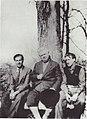 Mihail Sadoveanu with his sons Mircea and Paul-Mihu.jpg
