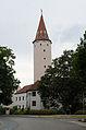 Mindelheim, Stadtmauer, Gefängnisturm-001.jpg