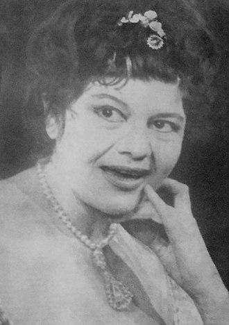 Mira Stupica - Stupica in 1966