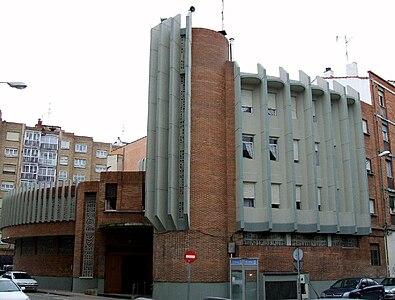 Miranda de Ebro - Iglesia del Buen Pastor 05.jpg