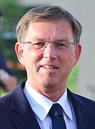 Miro Cerar Slovenian lawyer and politician