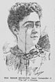 """Miss Miriam Michelson, Special Correspondent of """"The Call"""" at Honolulu, The San Francisco Call, 1897.jpg"""