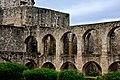 Mission San José y San Miguel de Aguayo, San Antonio, Texas arches.jpg