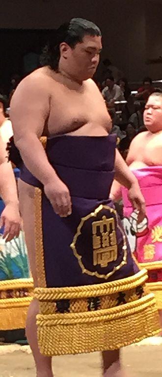 Mitakeumi Hisashi - Mitakeumi in September 2015