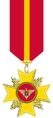 """Modelul desenat al Crucii """"Pentru Merit"""" a Armatei Naționale clasa I.png"""