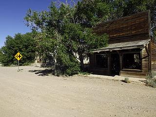 Modena, Utah Unincorporated community in Utah, United States