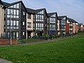 Modern flats in Easterhouse - geograph.org.uk - 1261949.jpg