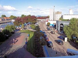 Harderwijk Municipality in Gelderland, Netherlands