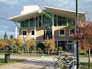 Monash University, Berwick campus - The main entrance at Monash Berwick Campus