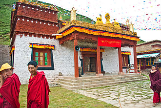 Kham - Monastery in Kham