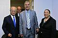 Moncef Ben Salem and Yukiya Amano at IAEA General Conference, 2012.jpg