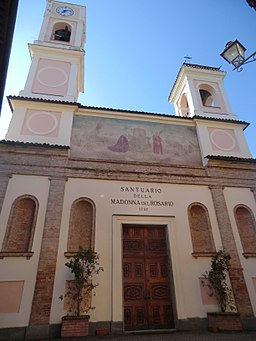Monchiero santuario madonna del rosario