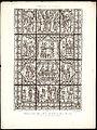 Monografie de la Cathedrale de Chartres - Atlas - Notre Dame de la Belle Verrière - Feuille A Lithographie.jpg