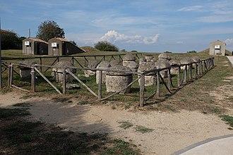 Monterozzi necropolis - Image: Monterozzi Necropolis Villanovan period tombs Av L