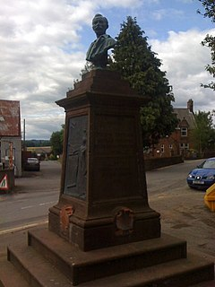 Monument to Joseph Thomson, African Explorer - geograph.org.uk - 1389934.jpg
