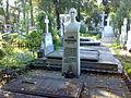 Monumentul funerar Liviu Rebreanu-.jpg