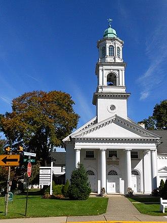 Emmaus, Pennsylvania - Emmaus Moravian Church