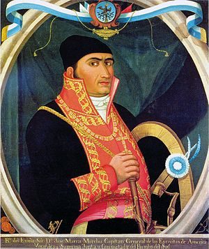 Mexican War of Independence - Father José María Morelos