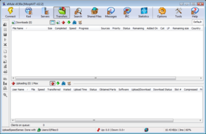 eMule MorphXT Screenshot