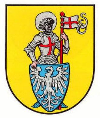 Morschheim - Image: Morschheim Wappen