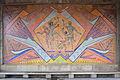 Mosaics Tanz Heinrich Nauen Ehrenhof buildings Joseph-Beuys-Ufer Ehrenhof Oederallee Pempelfort Duesseldorf Germany.jpg