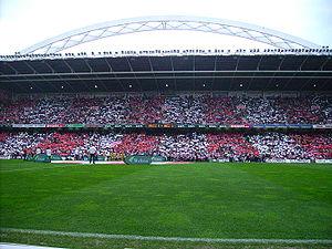 San Mamés Stadium (1913) - Image: Mosaikoa San Mamesen