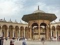Mosque of Muhammad Ali 開羅穆罕默德阿里清真寺 - panoramio.jpg