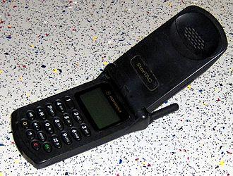 Motorola StarTAC - A GSM Motorola StarTAC