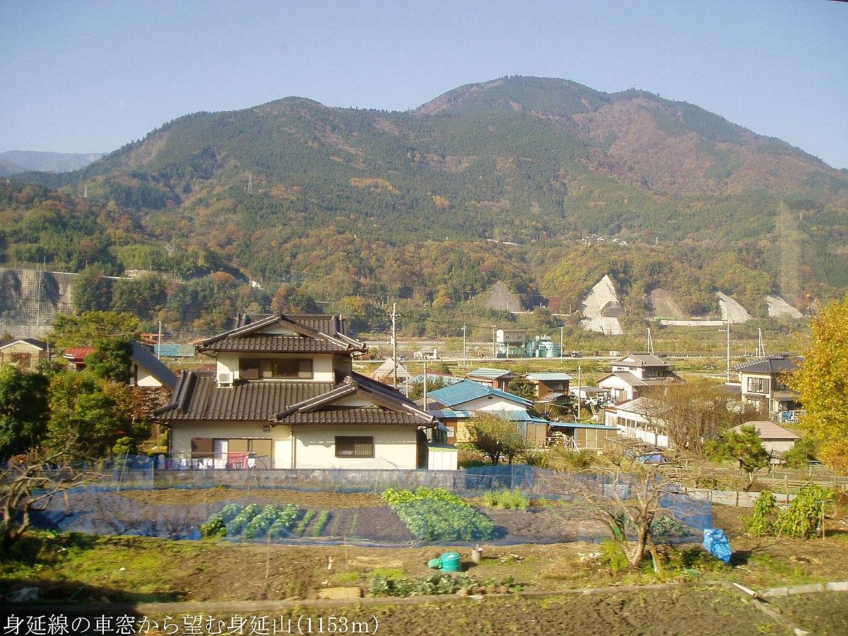 minobu  yamanashi