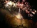 Mount Rushmore Fireworks 2007-07-03.jpg