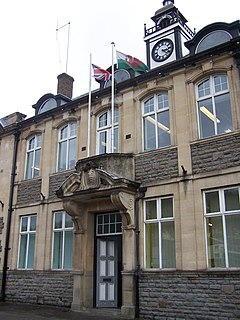 town in Rhondda Cynon Taf, Wales